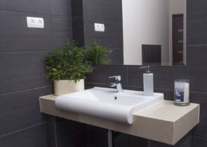 Łazienka w Apogee Personal Studio